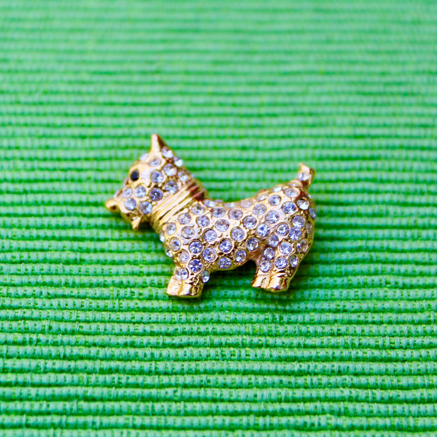 Scottish Terrier Dog Lapel Pin