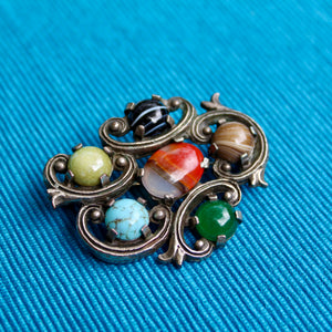 Miracle Glass Brooch