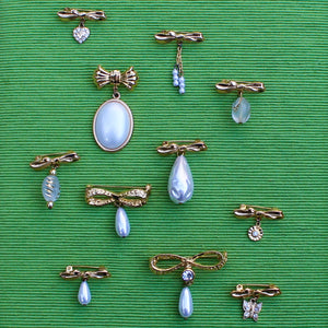Bows and Pearls Collection