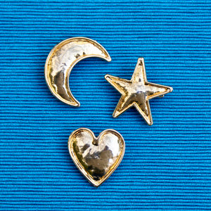 Hearts Stars and Moons
