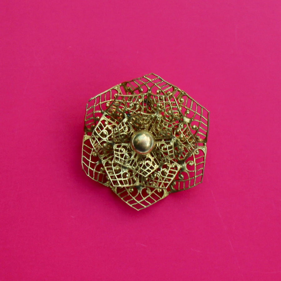 Ball Floral Filigree