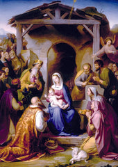 Adoration of the Magi (Rohden)