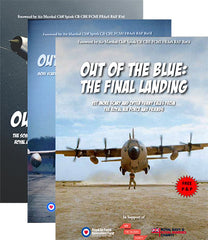 Out of the Blue – RAF centenary special offer