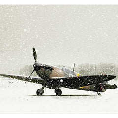 Spitfire in Winter