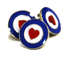 RAFBF pin badge