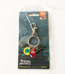 Triple Trinket Keyring - NOW HALF PRICE