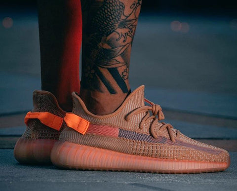 "Release Date Pushed Back: Adidas Yeezy Boost 350 ""Clay"""
