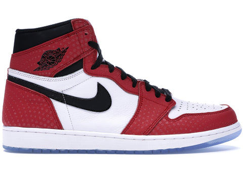 "Air Jordan Retro 1 ""Origin of Spider-Man"""