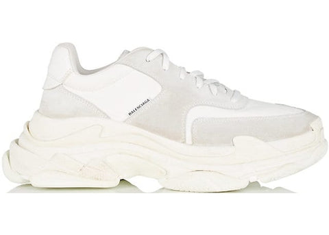"Balenciaga Triple S ""Off White"""