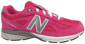"New Balance 990 V4 ""Pink Silver"" (GS)"