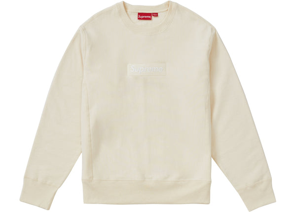 Supreme Box Logo Crew Neck FW 18 (various colors)