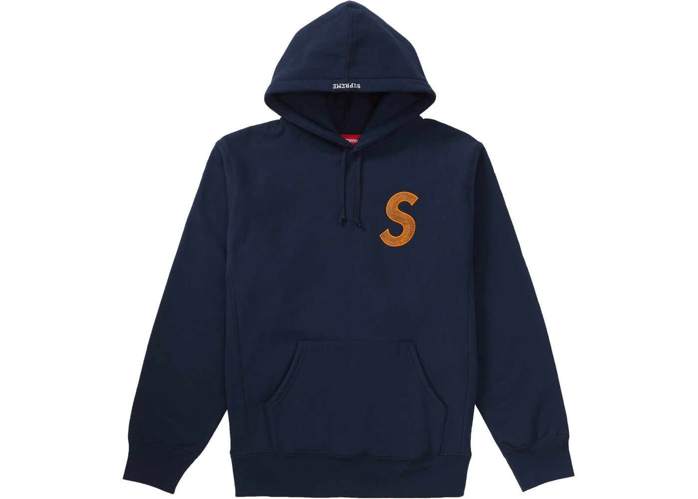 "Supreme ""S Logo"" Hooded Sweatshirt (FW18)"