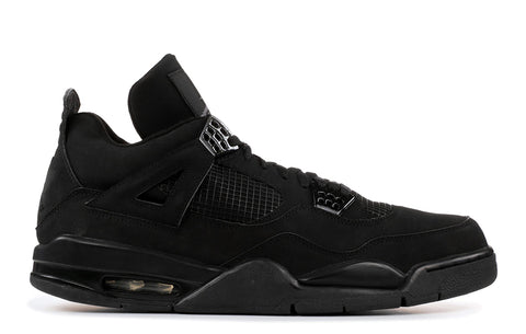 "Air Jordan Retro 4 ""Black Cat 4"" (GS)(Pre Order)"