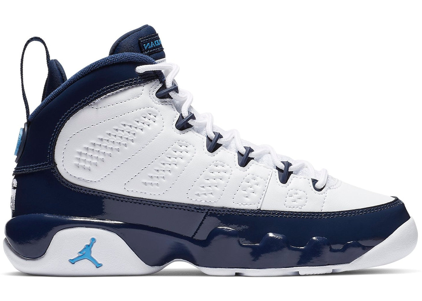 "Air Jordan Retro 9 ""UNC"" (GS)"