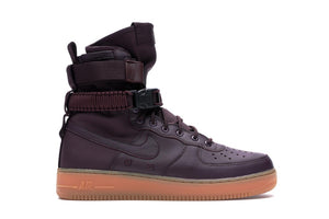 "Nike Air Force 1 High SF ""Deep Burgundy"""