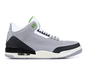 "Air Jordan Retro 3 ""Chlorophyll"""