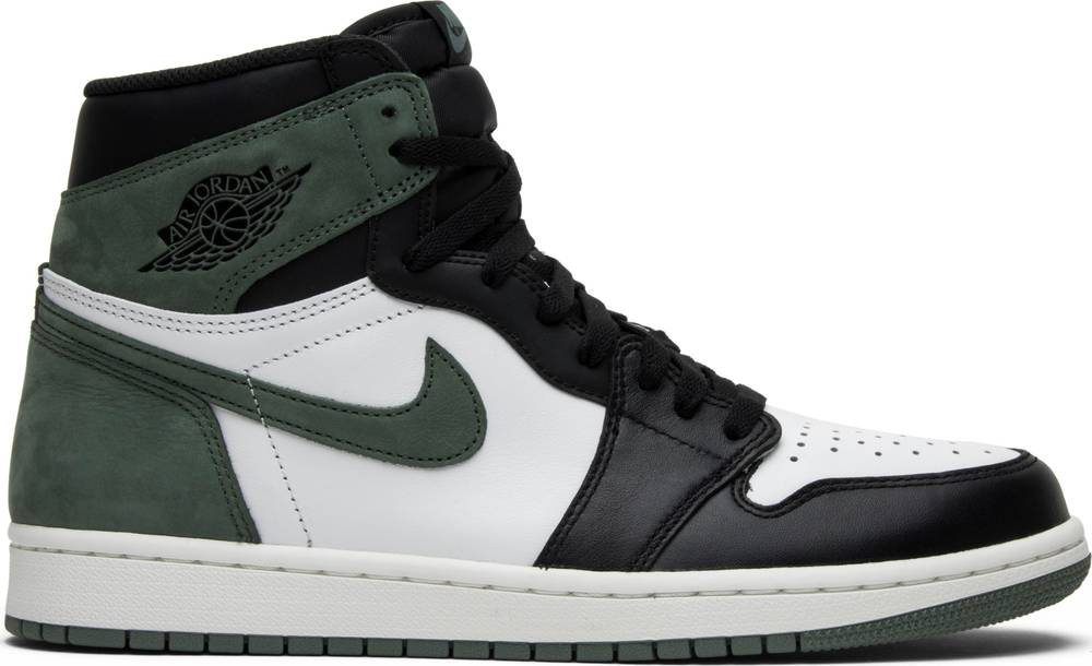 "Air Jordan Retro 1 ""Clay Green"""