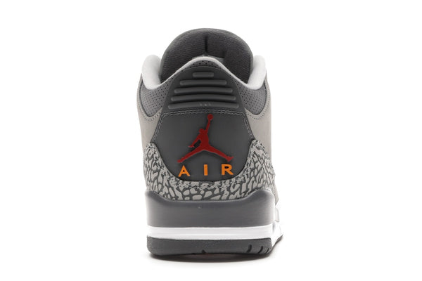 "Air Jordan Retro 3 ""Cool Grey"" (2021)"