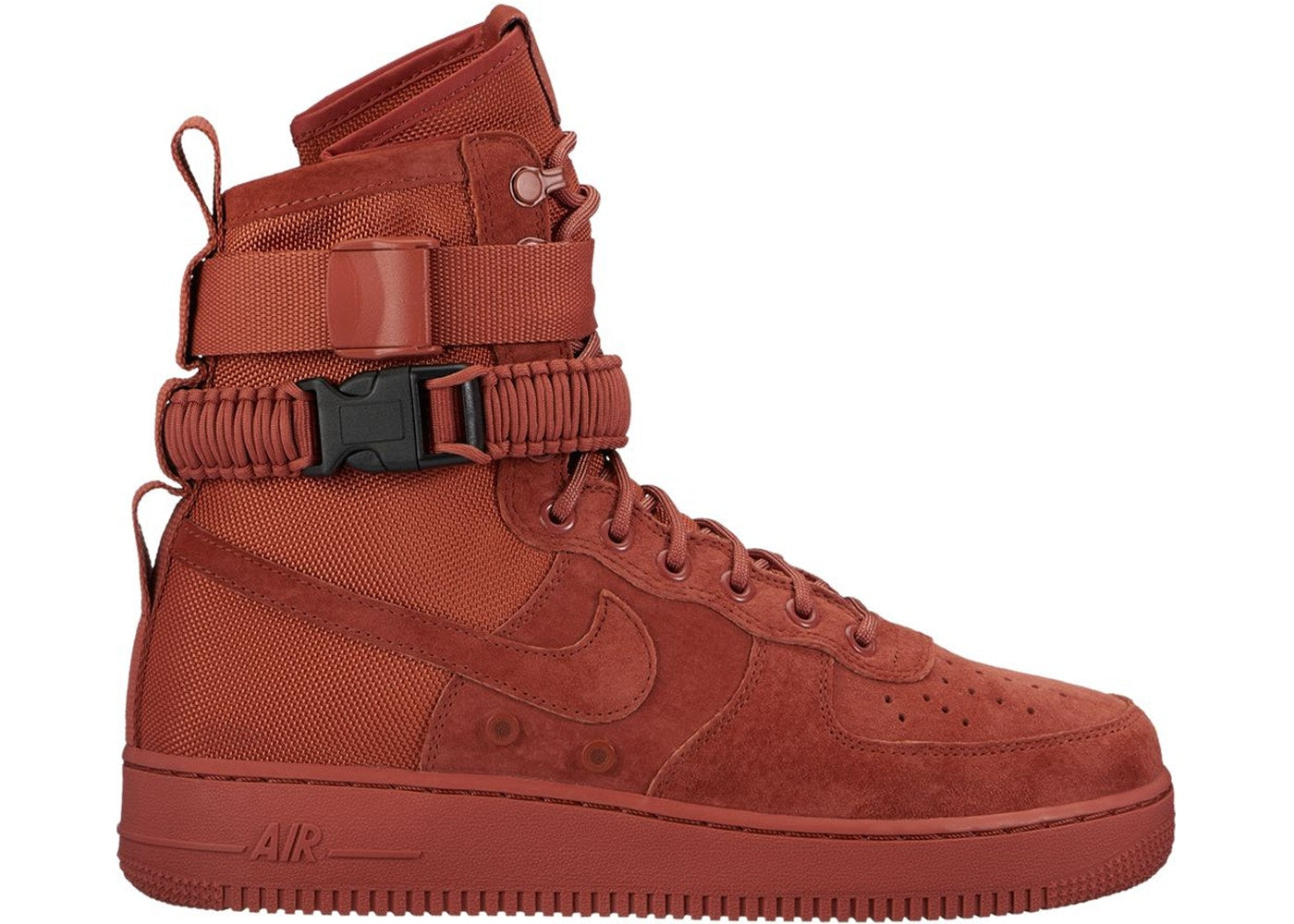 "Nike Air Force 1 High SF ""Dusty Peach"""