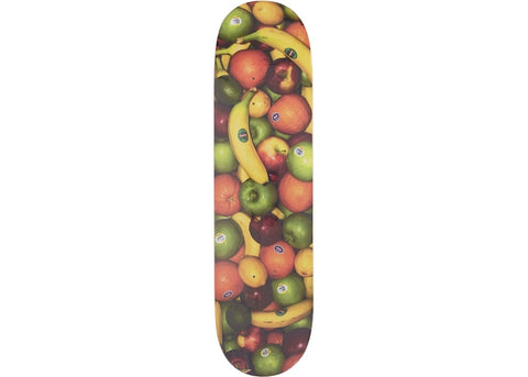 "Supreme ""Fruit"" Skateboard Deck ""SS19"""