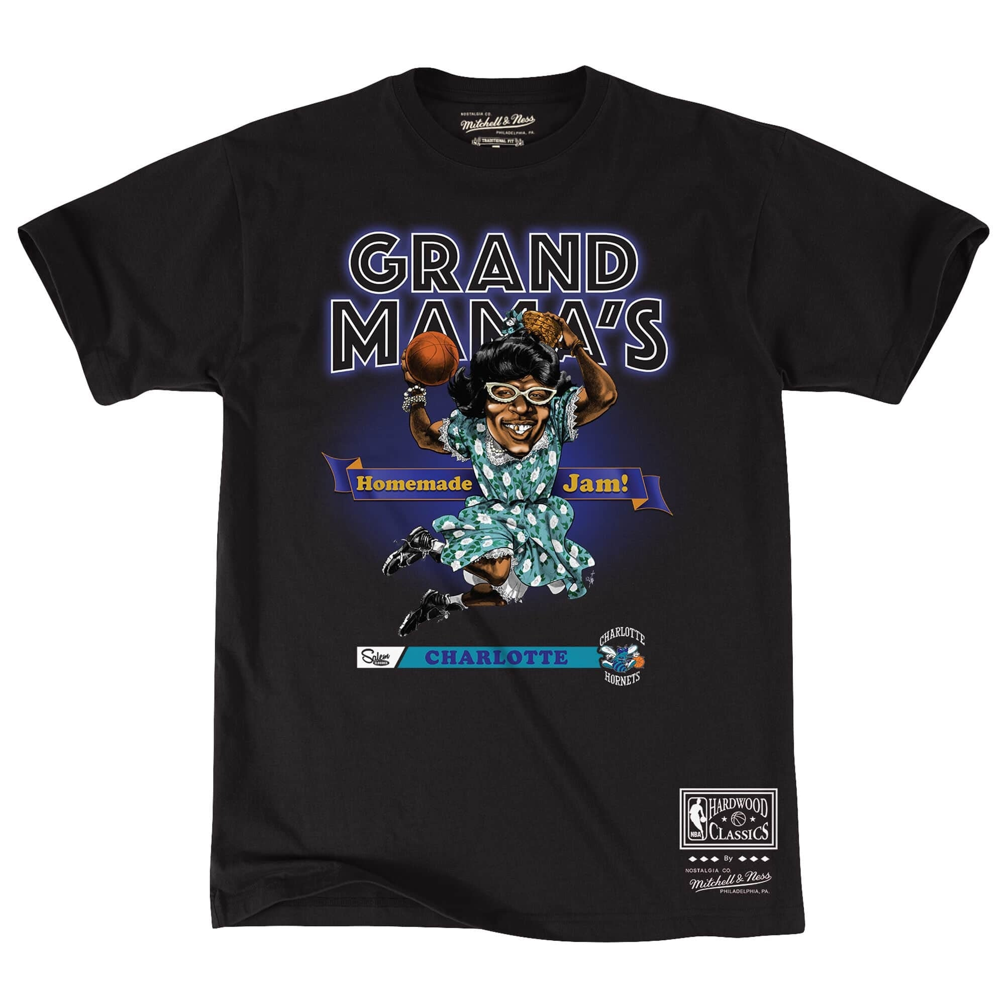 "Mitchell & Ness ""Grand Mama's"" Tee Shirt"
