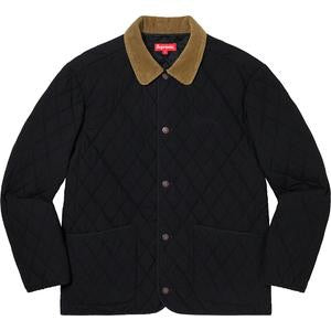Supreme Quilted Paisley Jacket