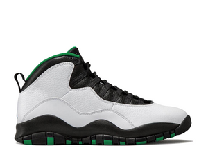 "Air Jordan Retro 10 ""Seattle"" (Men)"