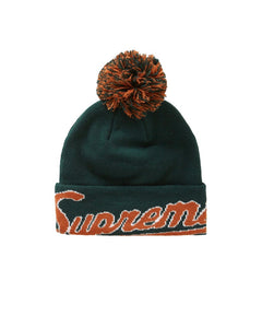 Supreme x New Era Script Cuff Beanie (various colors)
