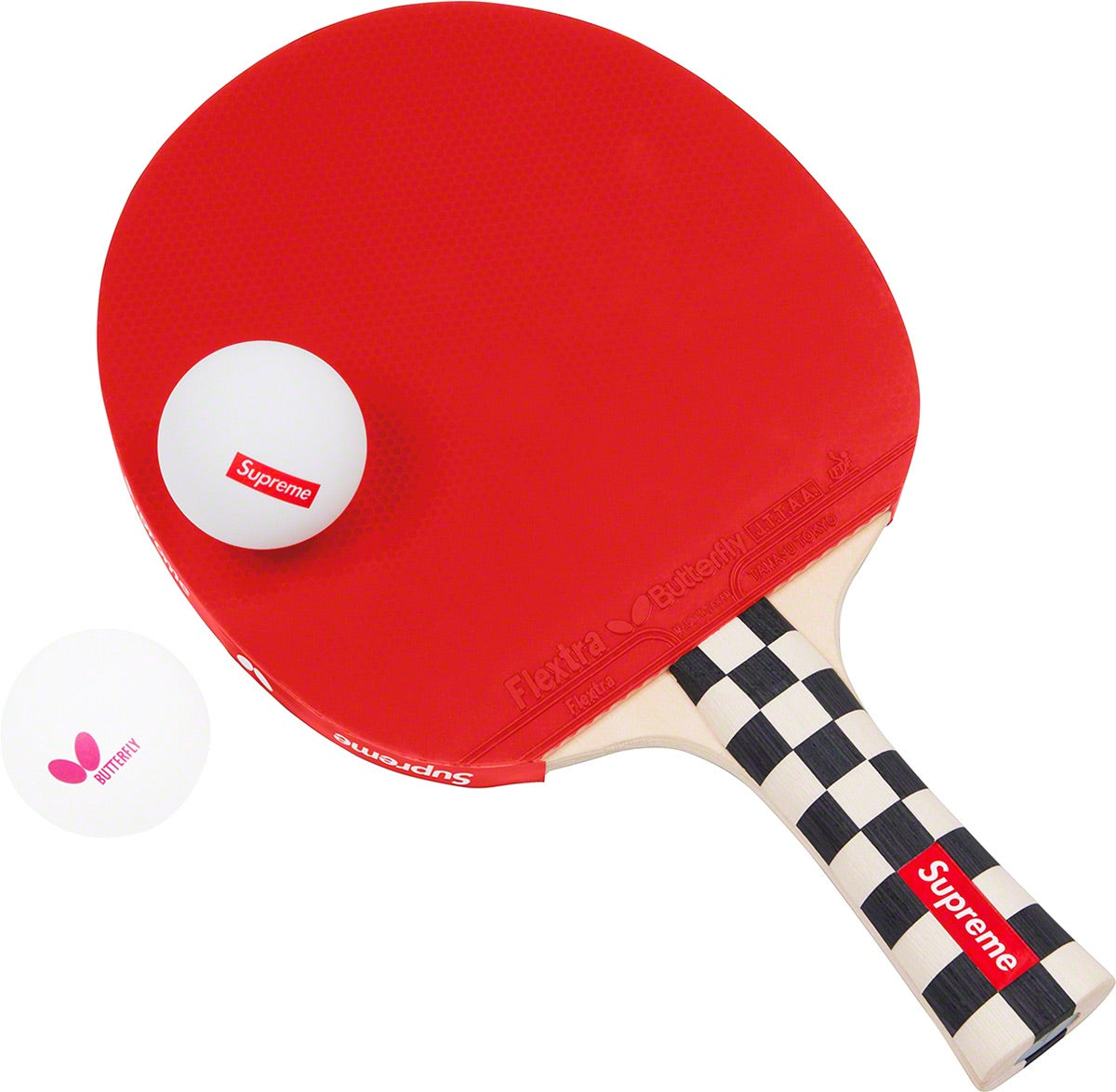 Supreme Butterfly Table Tennis