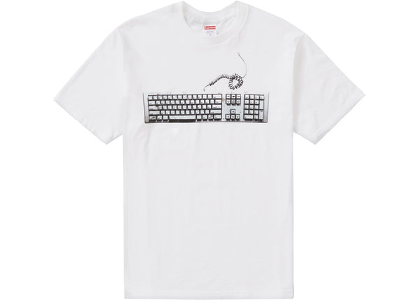 "Supreme ""Keyboard"" Tee Shirt"