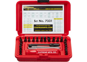 Supreme x Chapman Screwdriver set