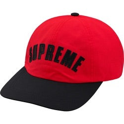 Supreme x The North Face Arc Logo 6 Panel Hat