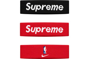 Supreme x NBA x Nike Headband