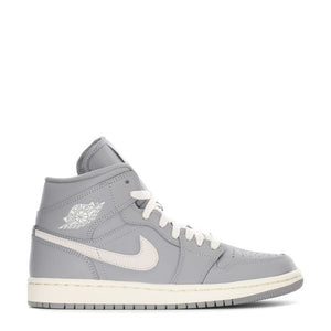 "Air Jordan Retro 1 Mid ""Grey Light Bone"" (WMN)"
