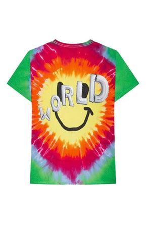 Travis Scott Astroworld Smiley Tee Shirt