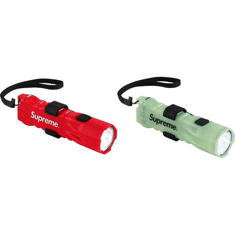 Supreme x Pelican 3310PL Flashlight (various colors)