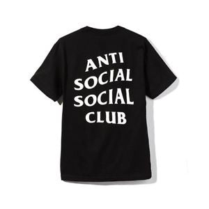"Anti Social Social Club ""Mind Game"" Tee Shirt"