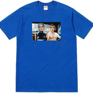 Supreme Nan Goldin Misty and Jimmy Paulette Tee