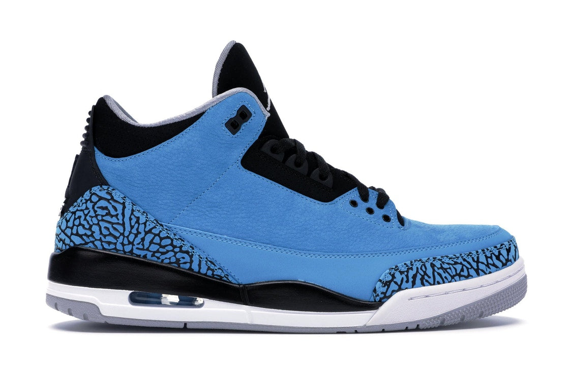 Air Jordan Retro 3 'Powder Blue""