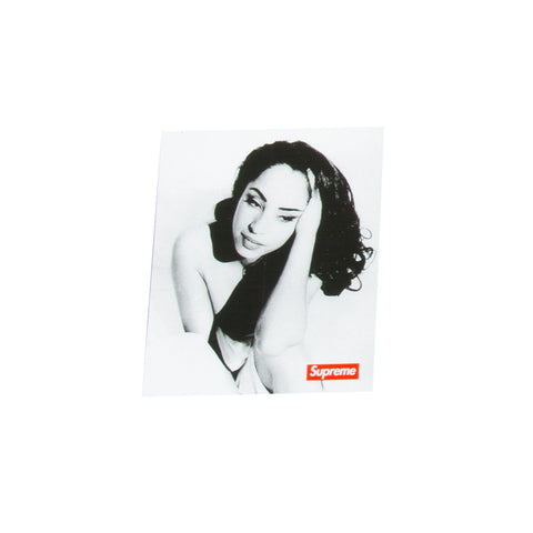 "Supreme ""Sade"" Sticker"