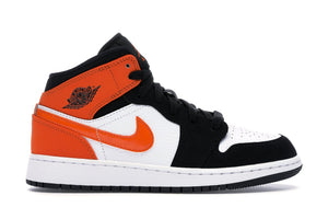 "Air Jordan Retro 1 Mid ""Shattered Backboard"" (GS)"