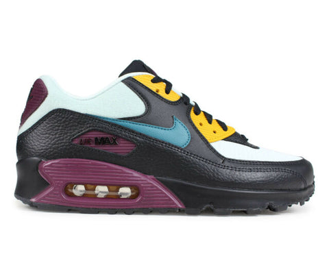 "Nike Air Max 90 ""Silver Bordeaux Teal"" (WMN)"
