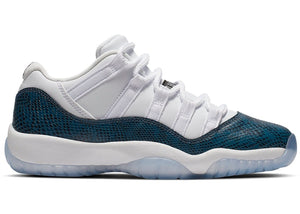 "Air Jordan Retro 11 ""Blue Snakeskin"" (GS)"