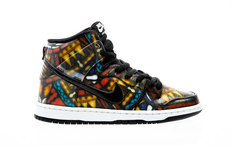 "Nike Air Dunks SB High Cncpts ""Stained Glass"""
