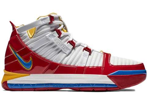 "Nike Air LeBron Zoom III QS ""Super Bron"""