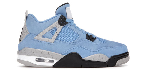 "Air Jordan Retro 4 ""University Blue"" (GS)"