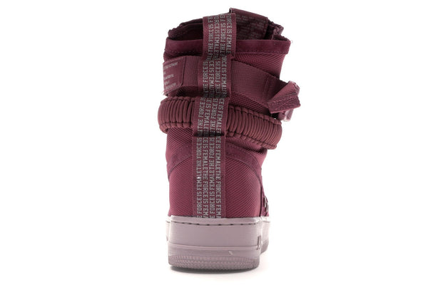 "Nike Air Force 1 SF ""Vintage Wine"" (WMN)"