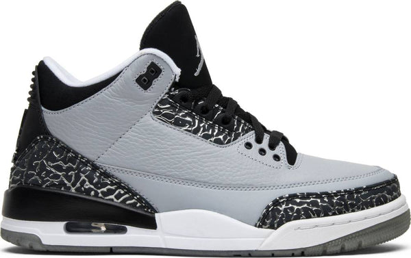 "Air Jordan Retro 3 ""Wolf Grey"""