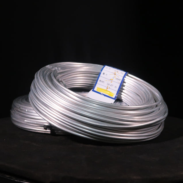 Bonsai Wire Silver 2 mm Length 1 Meters