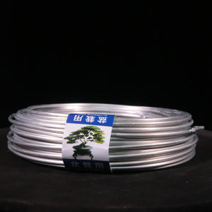 Bonsai Wire Silver 4 mm Length 1 Meters